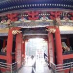 日光-日光東照宮の正門