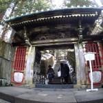 日光-眠り猫の後ろの門(坂下門)