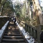 日光-200段の階段