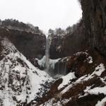 華厳の滝ワイド