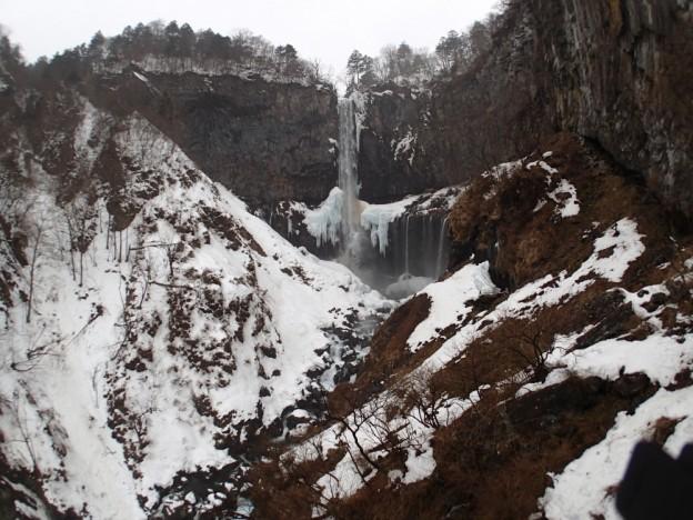 華厳の滝ワイド2