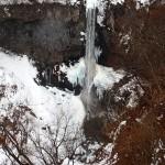 華厳の滝の上からの写真2