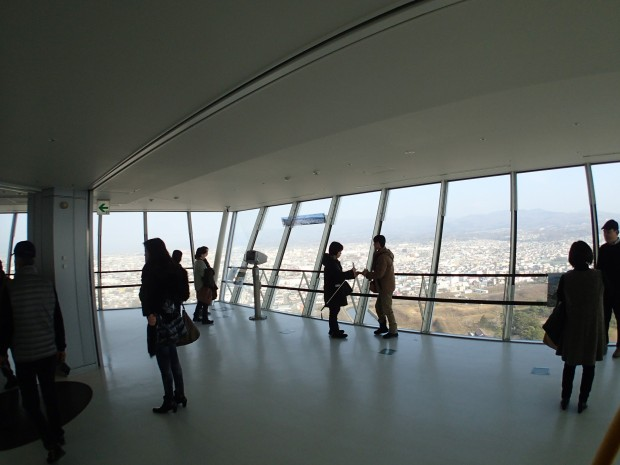 タワー内部
